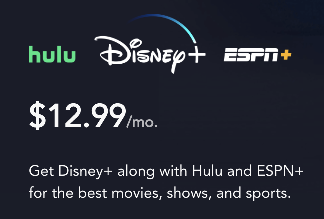 CAN YOU GET THE DISNEY PLUS BUNDLE IF YOU ALREADY HAVE HULU PLUS   Ty The  Hunter - TY THE HUNTER